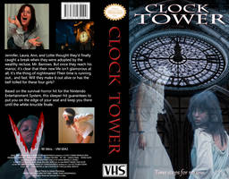 Clock Tower: The First Fear by themizarkshow