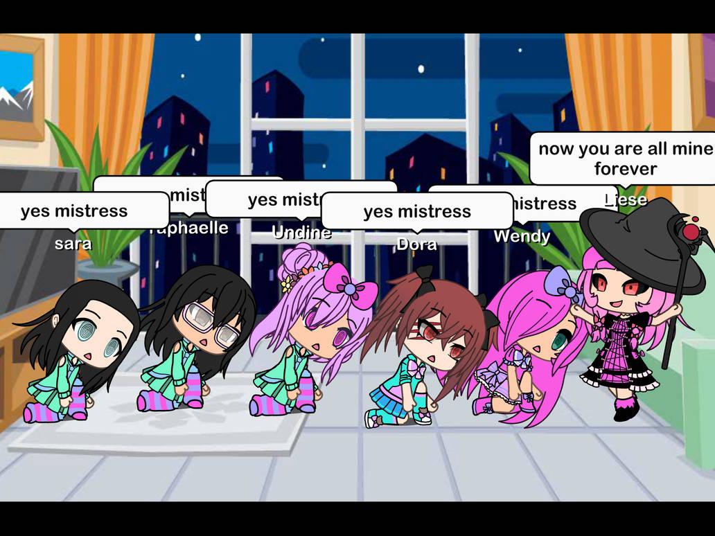 Girls Hypno 55 by shadow1333