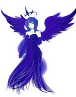 Princess Luna by AcolyteBee