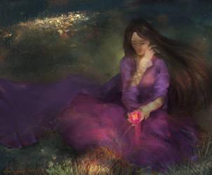 Sadness by SallyGreeneva