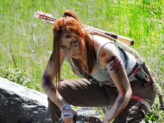 Tomb Raider Reborn - Rocky Mountain Shoot 3 by KPCosplays