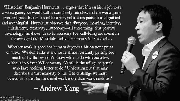 Human Work by AmericanDreaming