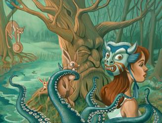 Seven Strange Stories by Dragonflyrina