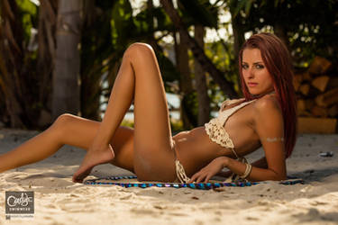 Amber Depace for Cindy's Swimwear by wbmstr