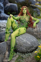 Poison Ivy Cosplay by Naomi by wbmstr