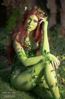 Poison Ivy Cosplay III by Naomi by wbmstr