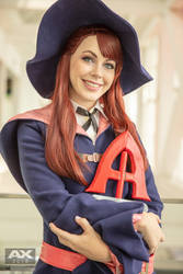 Little Witch Academia Cosplay by Genevieve Marie by wbmstr