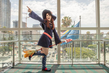 Little Witch Academia Cosplay III Genevieve Marie by wbmstr