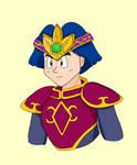 Magical Warrior by Amabilis999