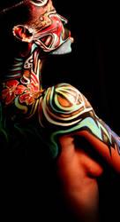 Body art by NatashaKudashkina
