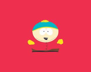 South Park: Wallpaper Eric Cartman by HieiFireBlaze