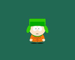 South Park: Wallpaper Kyle Broflovski by HieiFireBlaze