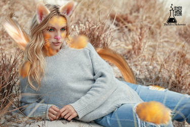 Field Cat by TheFelineAlchemist