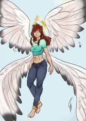 Fallen Angel by Gubblenub