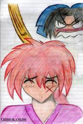 Kenshin by CHIBIOKAMI200