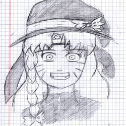 Touhou Naruto by CHIBIOKAMI200
