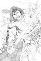 Conan by fernandomerlo