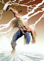 Thor by fernandomerlo
