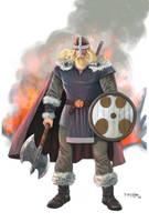 Viking by fernandomerlo