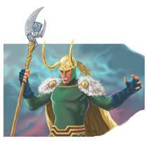 Loki by fernandomerlo