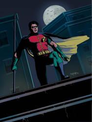 Robin by fernandomerlo