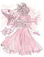Witch sketch by fernandomerlo