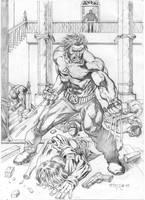 Logan by fernandomerlo