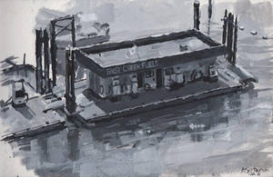 Boat Fueling Station by eeliskyttanen