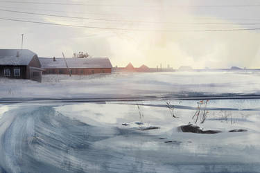 winter by YouYouArt