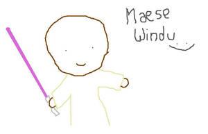 wtf windu by ChOke-x
