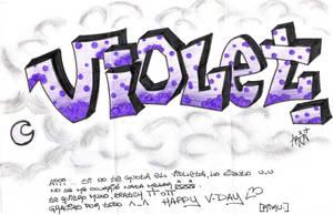 violet graff by ChOke-x
