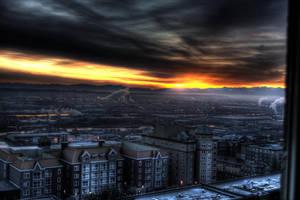 Sunrise by williamturbyfill