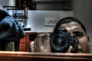 Me HDR'd by williamturbyfill