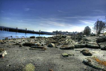 Ruston Beach by williamturbyfill