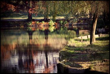 The Lake by bittersweetvenom