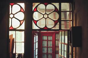 The Red Door by bittersweetvenom