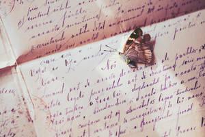 Letters to Juliette by bittersweetvenom