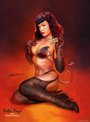 Bad Bettie: By Shannon Maer by Shannon-Maer