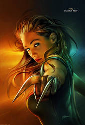 Marvel's X-23 by Shannon Maer by Shannon-Maer