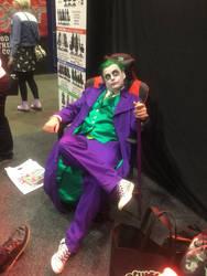Joker - charming  plotting  by Yugi-Dan-Yami
