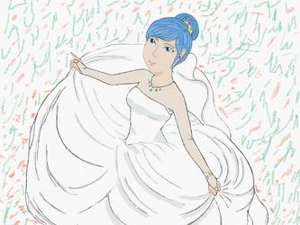 Miraculous- Marinette Agreste by Yugi-Dan-Yami