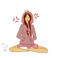 Stop Calling Me When I'm Sick by Prateh-Kampuchea