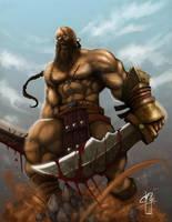 Goliath by Morkt
