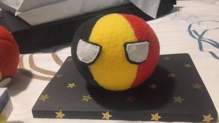Belgiumball -for sale- by GleekingGeek