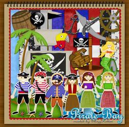 Pirate Bay Kit by MizzKitten21