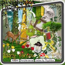 Fairy Forest Kit by MizzKitten21