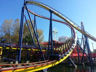 The Mantis Coaster by Drake09