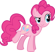 Pinkie Pie making a deal by Yetioner
