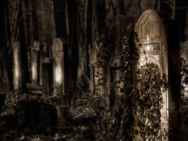 Jewish Cementary by kamzik