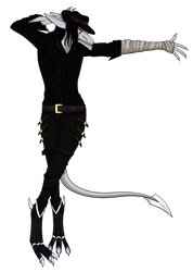 Voroy like a Michael Jackson by AlienGryphon
